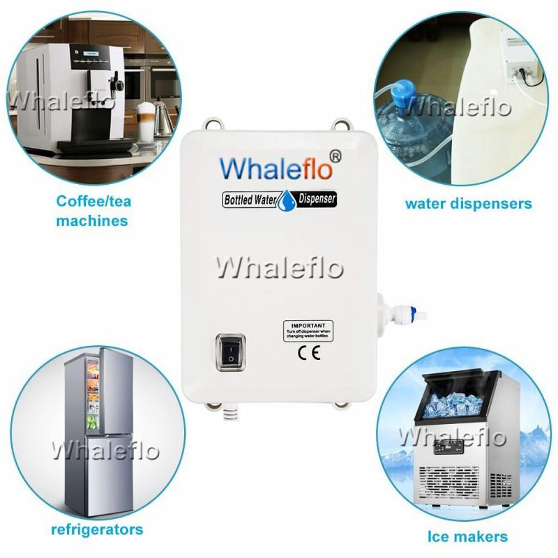 whaleflo dispensing system application