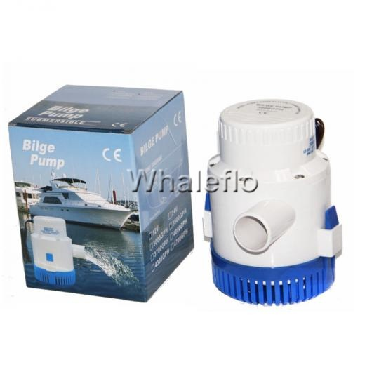 3000GPH electric bilge pump