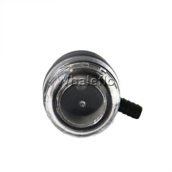 whaleflo 13mm hose bar filter