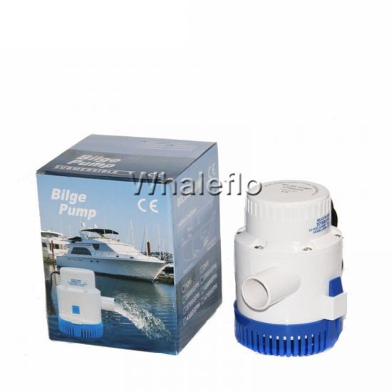 3700GPH electric bilge pump