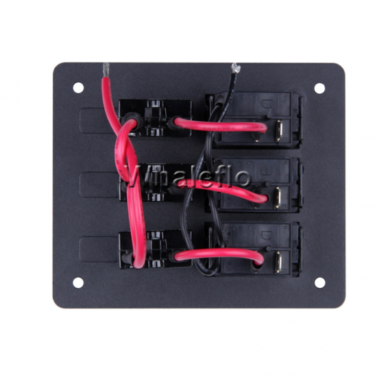 Whaleflo PN-LB3Z Rocker Switch Panel